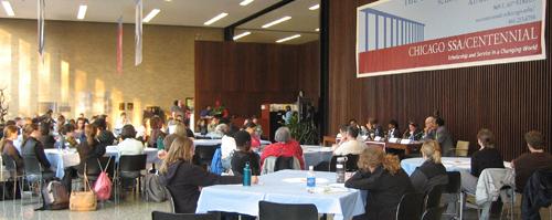 SSA's Community Economic Development Organization dinner