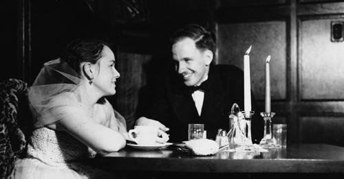Washington Prom couple, 1954